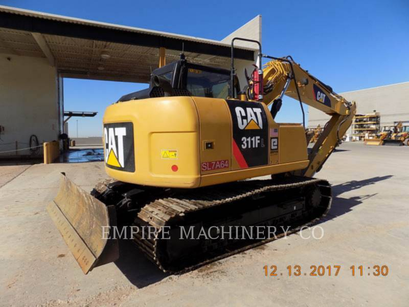 CATERPILLAR トラック油圧ショベル 311F LRR equipment  photo 2