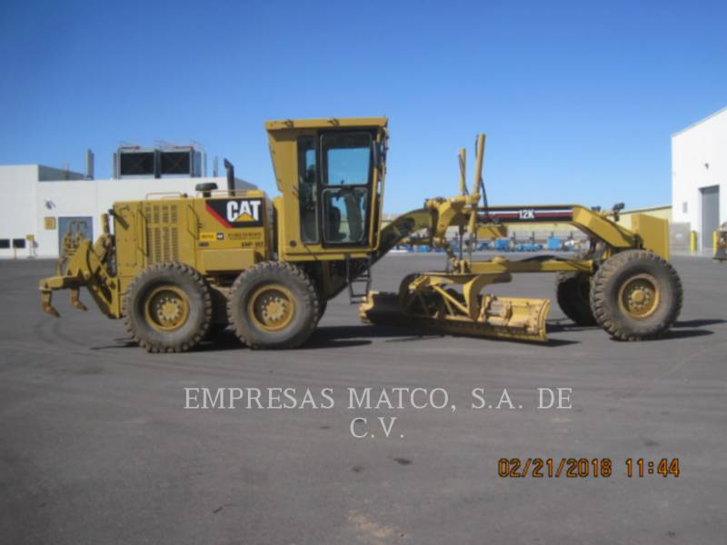 CATERPILLAR MOTORGRADER 12 K equipment  photo 3