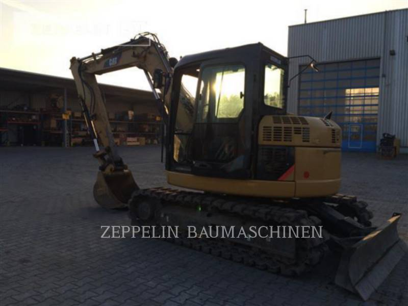 CATERPILLAR ESCAVADEIRAS 308DCR equipment  photo 4