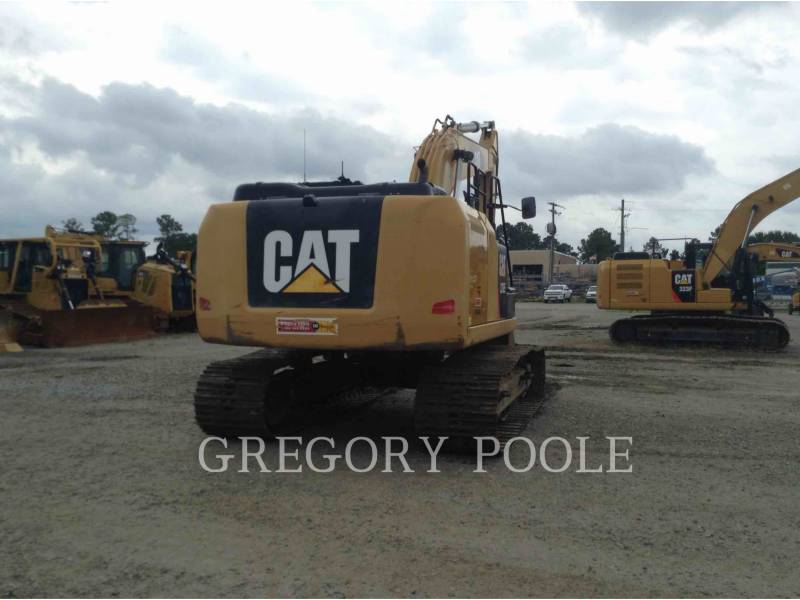 CATERPILLAR EXCAVADORAS DE CADENAS 320E/HYD equipment  photo 2