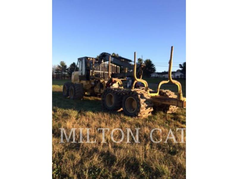 CATERPILLAR FORESTAL - TRANSPORTADOR DE TRONCOS 574 equipment  photo 2