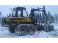 PONSSE LEŚNICTWO - FORWARDER BUFFALO 8W equipment  photo 2