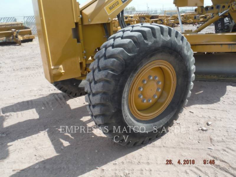CATERPILLAR MOTOR GRADERS 12K equipment  photo 13