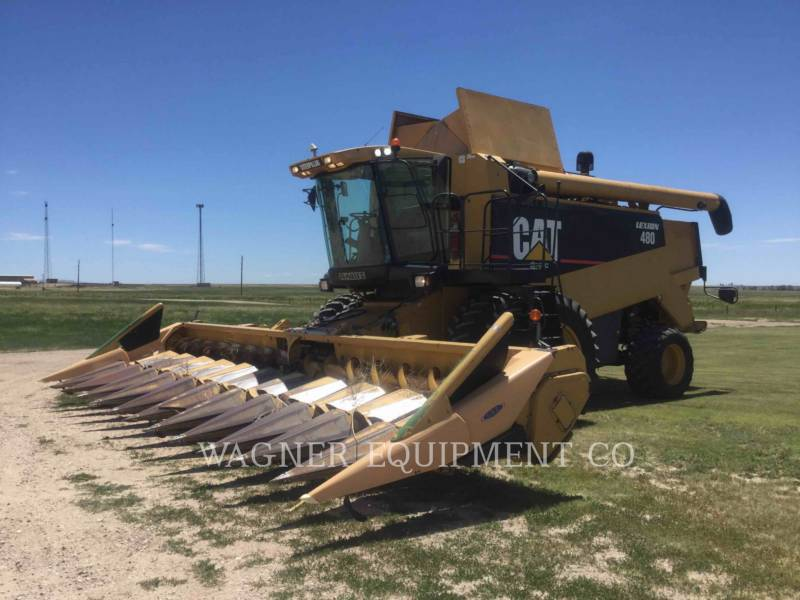 CATERPILLAR COMBINES 480 equipment  photo 1