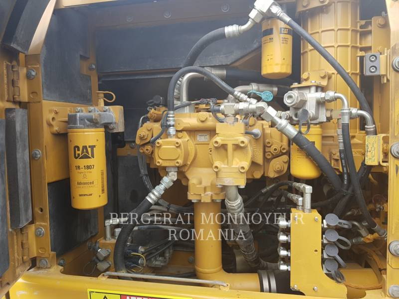 CATERPILLAR ESCAVATORI CINGOLATI 323DLN equipment  photo 8