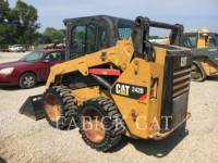 CATERPILLAR MINICARGADORAS 242D C3H2 equipment  photo 3