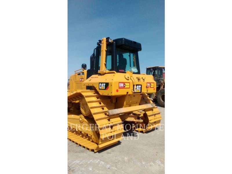 CATERPILLAR TRACK TYPE TRACTORS D6N LGP WASTE equipment  photo 3