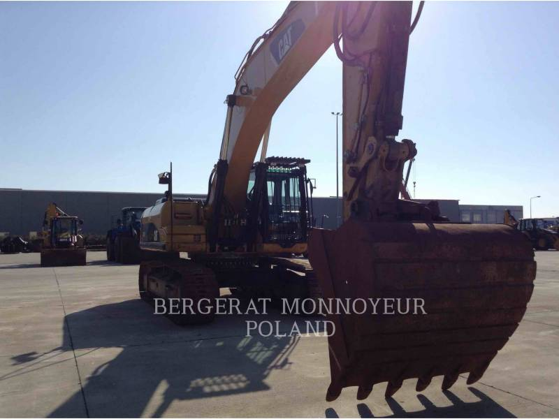 CATERPILLAR EXCAVADORAS DE CADENAS 336DLN equipment  photo 2
