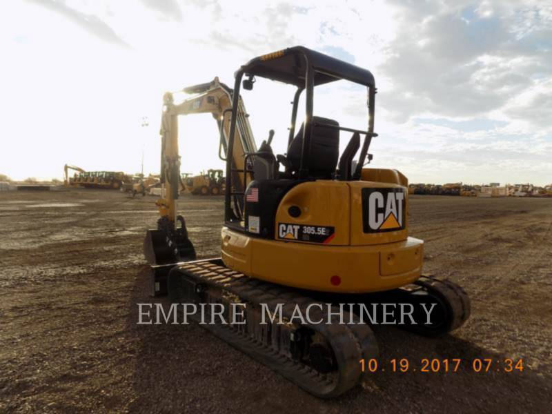 CATERPILLAR KOPARKI GĄSIENICOWE 305.5E2CR equipment  photo 1