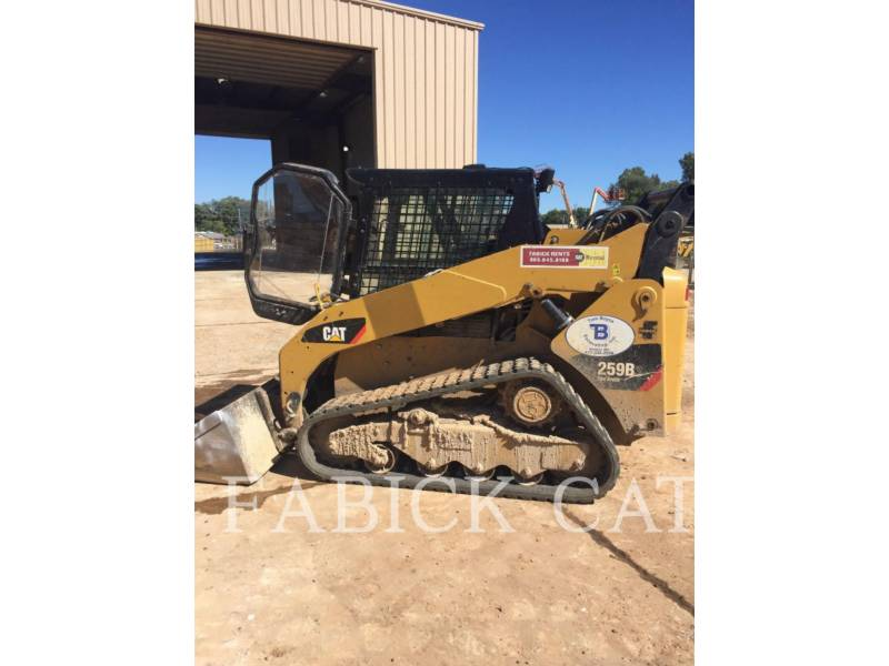 CATERPILLAR DELTALADER 259B3 equipment  photo 2