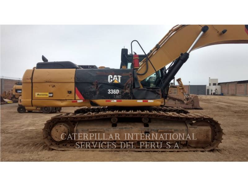 CATERPILLAR ESCAVADEIRAS 336D2L equipment  photo 3