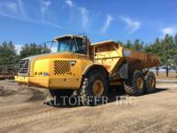 Equipment photo VOLVO CONSTRUCTION EQUIPMENT A40D ARTICULATED TRUCKS 1