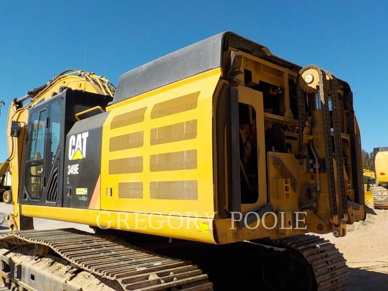 CATERPILLAR PELLES SUR CHAINES 349E L equipment  photo 8