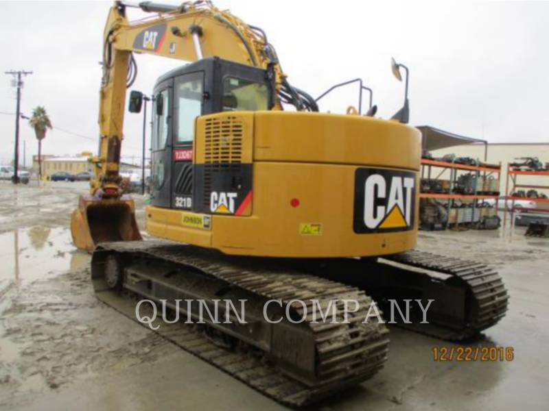 CATERPILLAR TRACK EXCAVATORS 321D LCR equipment  photo 1