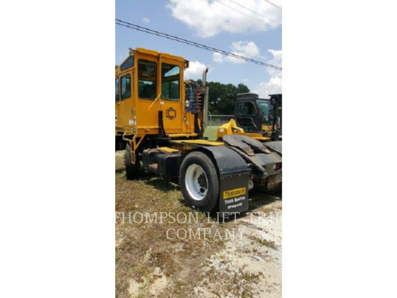 CAPACITY YARD JOCKEY FORKLIFTS TJ5000 equipment  photo 3