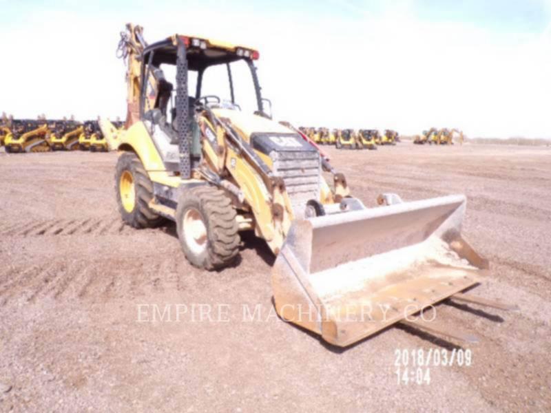 CATERPILLAR BAGGERLADER 420F equipment  photo 10