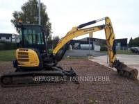 Equipment photo YANMAR VIO57 KETTEN-HYDRAULIKBAGGER 1