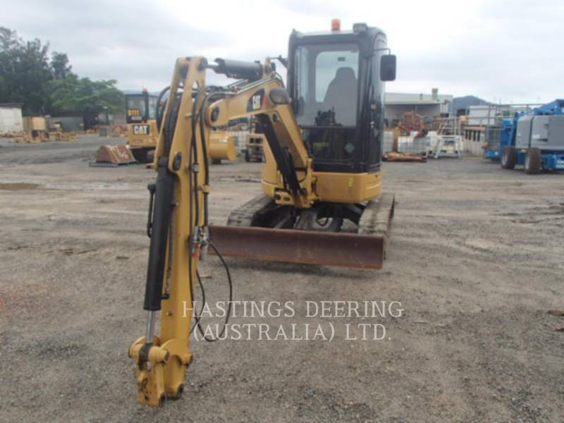 CATERPILLAR PELLES SUR CHAINES 303.5DCR equipment  photo 1