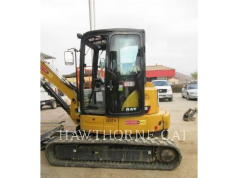 Used Caterpillar Track Excavators 2 013 305 5e For Sale