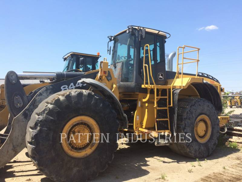JOHN DEERE CARGADORES DE RUEDAS 844J equipment  photo 1
