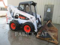 Equipment photo BOBCAT S650 SKID STEER LOADERS 1