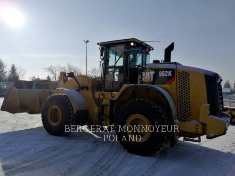 CATERPILLAR INDUSTRIAL LOADER 962K equipment  photo 8