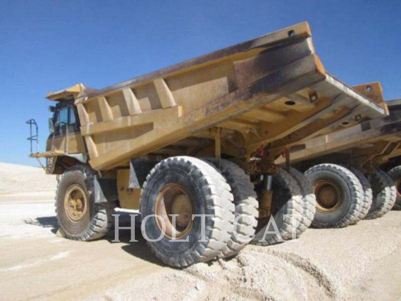 Caterpillar CAMIOANE PENTRU TEREN DIFICIL 775E equipment  photo 3