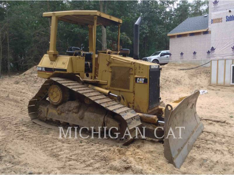 CATERPILLAR TRATORES DE ESTEIRAS D4HX equipment  photo 1