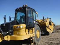 Equipment photo CATERPILLAR 627K WHEEL TRACTOR SCRAPERS 1