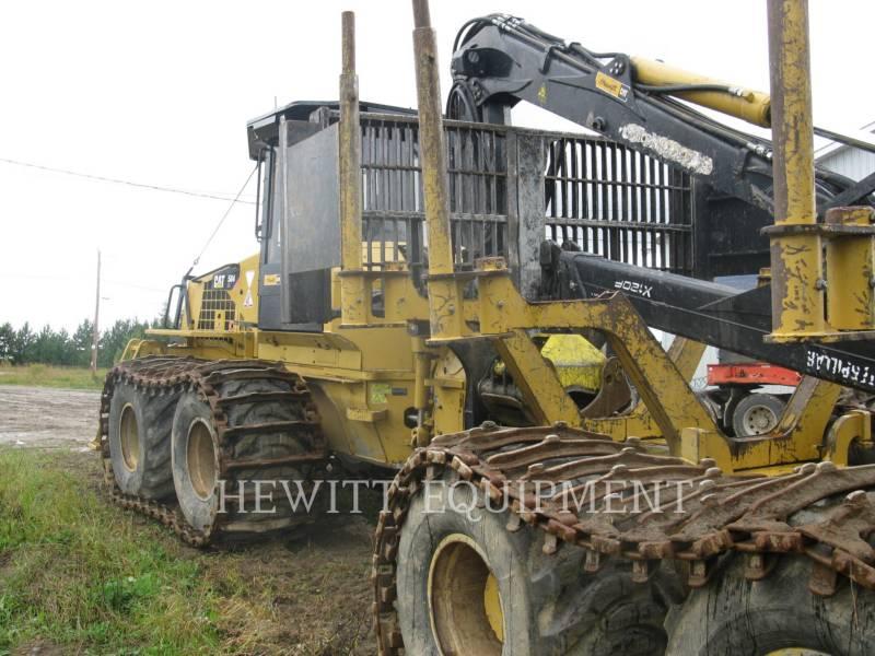 CATERPILLAR FORESTAL - TRANSPORTADOR DE TRONCOS 584HD equipment  photo 5
