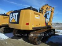 CATERPILLAR TRACK EXCAVATORS 336FL TCIR equipment  photo 4