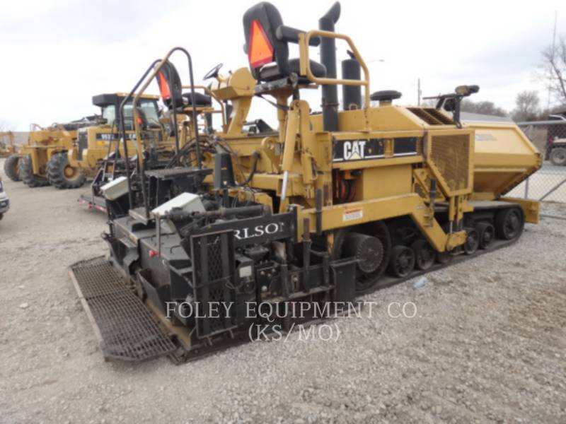 CATERPILLAR PAVIMENTADORES DE ASFALTO AP-1055B equipment  photo 1