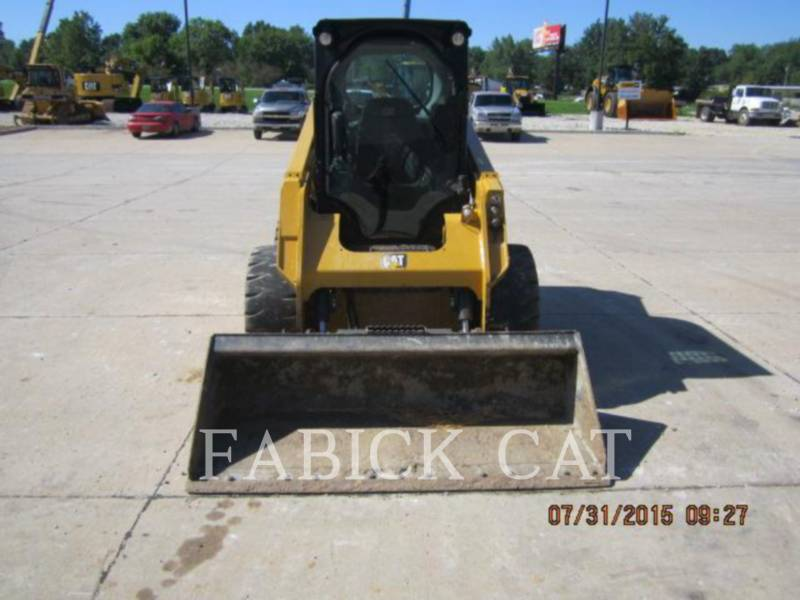 CATERPILLAR SKID STEER LOADERS 236D C3H4 equipment  photo 3