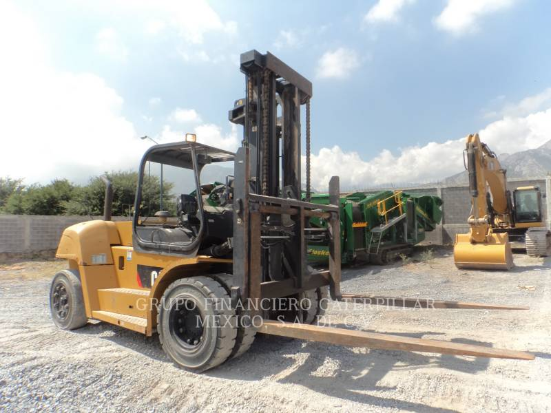 CATERPILLAR MITSUBISHI ELEVATOARE CU FURCĂ P33000 equipment  photo 1