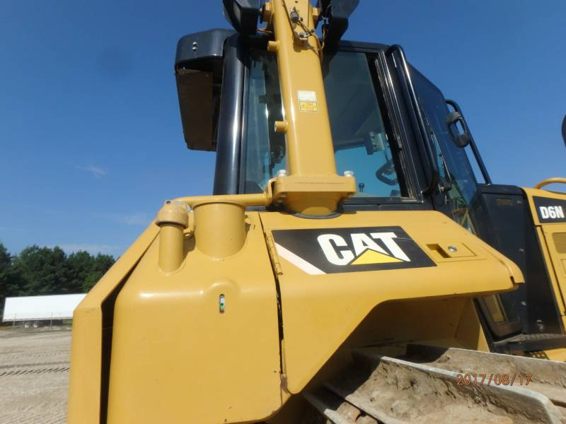 CATERPILLAR TRACTORES DE CADENAS D6NLGP equipment  photo 20