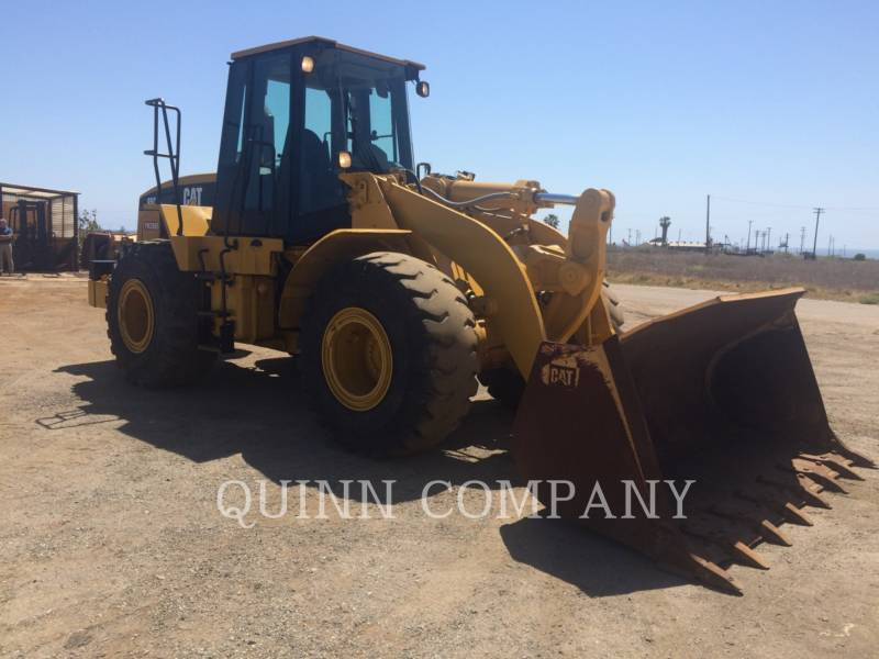 CATERPILLAR WHEEL LOADERS/INTEGRATED TOOLCARRIERS 950G equipment  photo 1