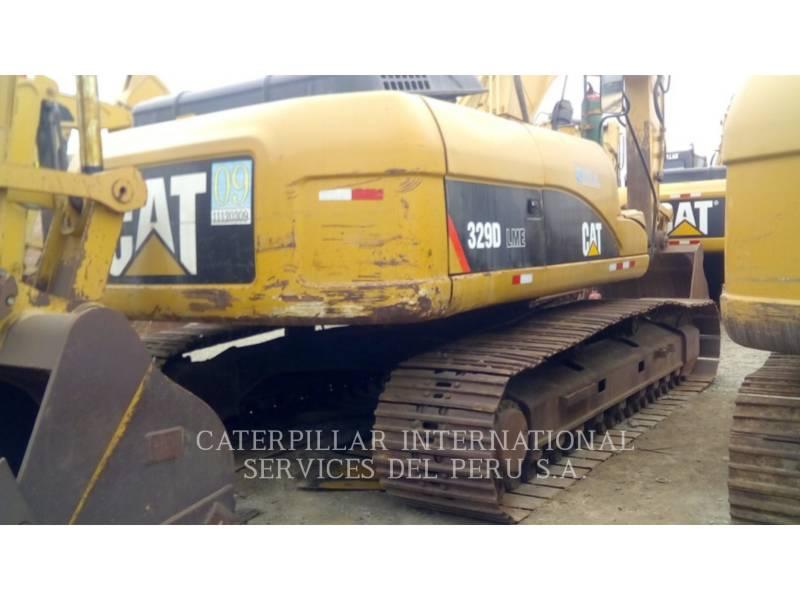 CATERPILLAR TRACK EXCAVATORS 329DL equipment  photo 10