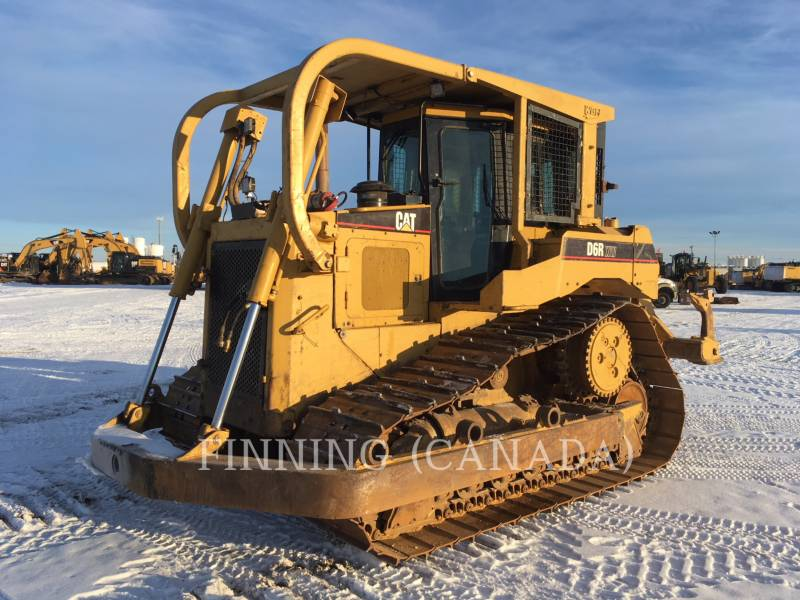 CATERPILLAR CIĄGNIKI GĄSIENICOWE D6RIIXW equipment  photo 1
