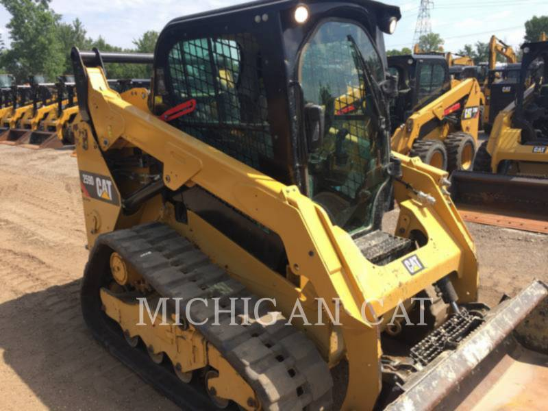 CATERPILLAR MULTI TERRAIN LOADERS 259D A2Q equipment  photo 2