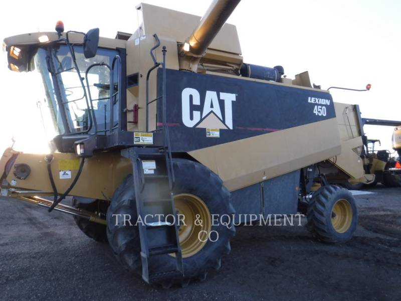 CATERPILLAR COMBINÉS 450 equipment  photo 1