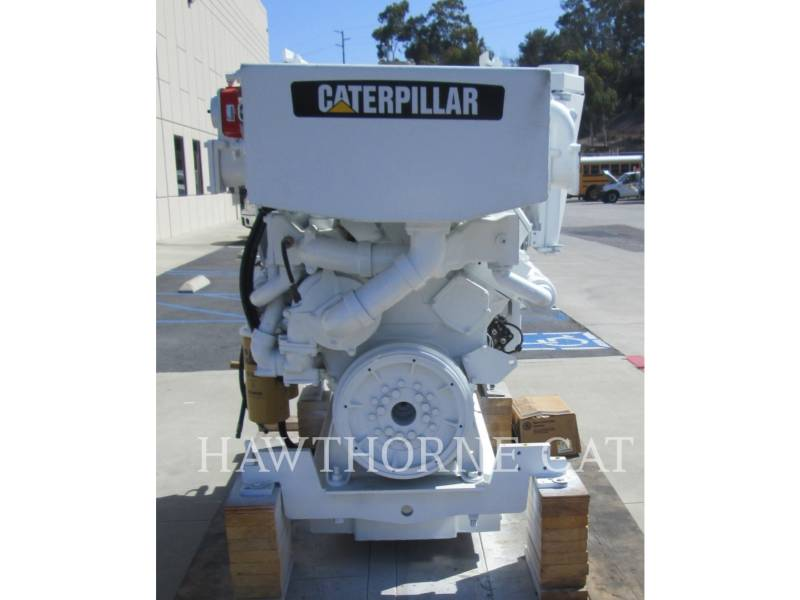 CATERPILLAR MARINE PROPULSION / AUXILIARY ENGINES 3412 DITA equipment  photo 6