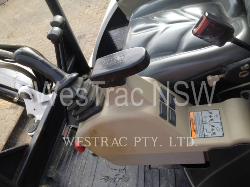 BOBCAT EXCAVATOARE PE ŞENILE 328 equipment  photo 11