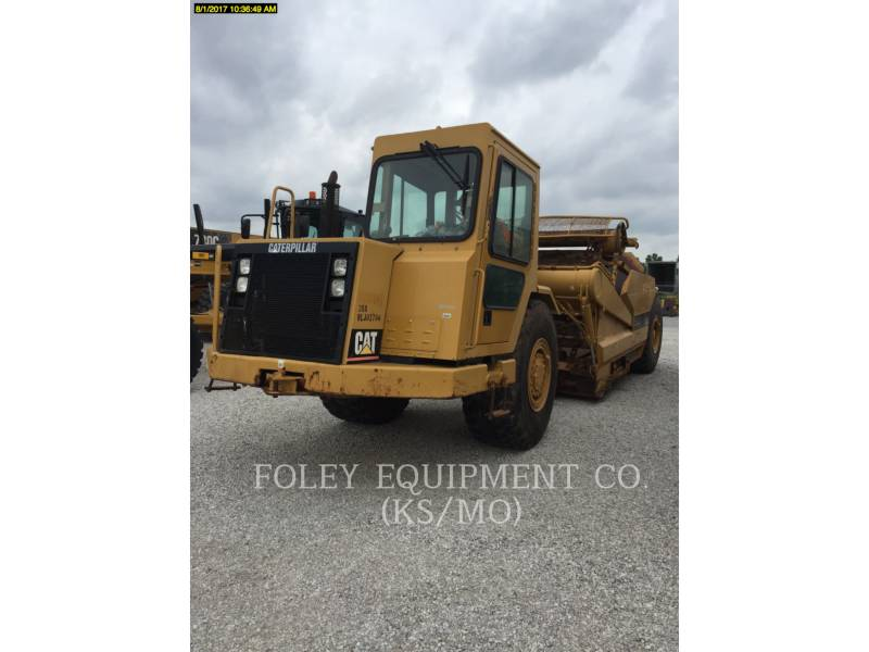 CATERPILLAR WHEEL TRACTOR SCRAPERS 613CII equipment  photo 1