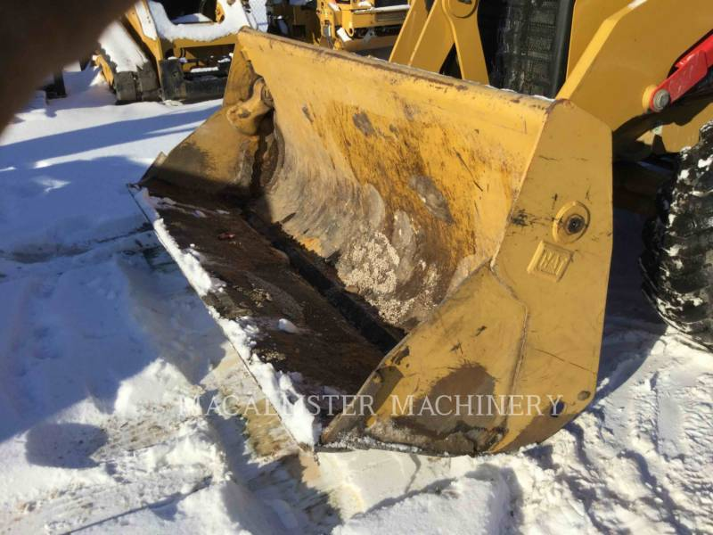 CATERPILLAR BACKHOE LOADERS 420F2ST equipment  photo 11