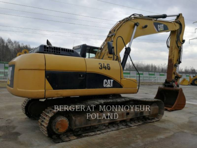 CATERPILLAR TRACK EXCAVATORS 325DLN equipment  photo 3