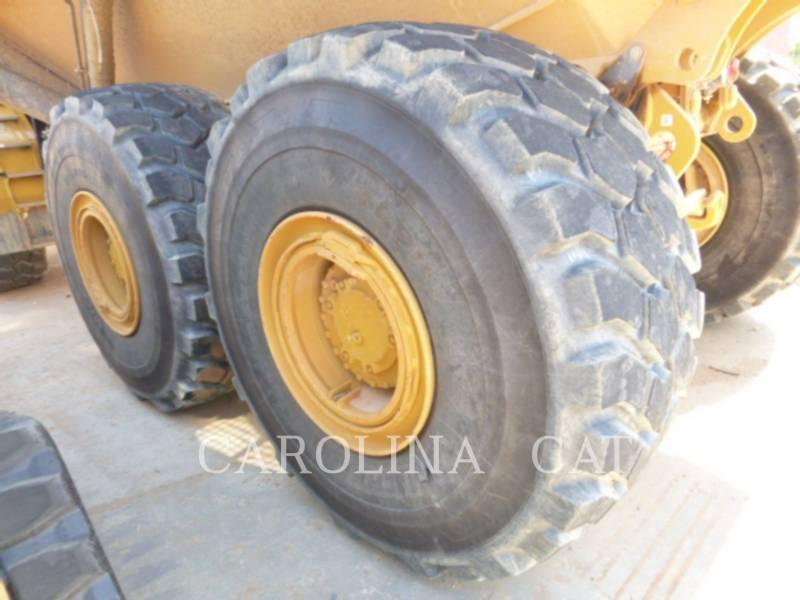 CATERPILLAR CAMIONES ARTICULADOS 745C equipment  photo 6