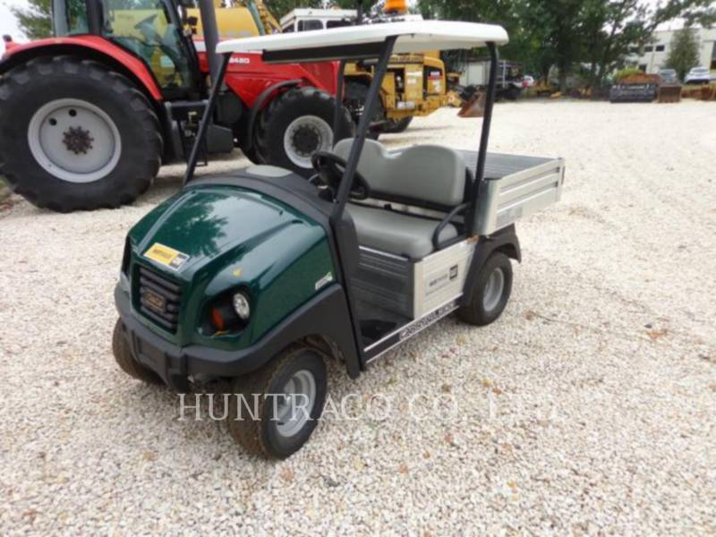 CLUB CAR UTILITY VEHICLES / CARTS CARRYALL 300 equipment  photo 1