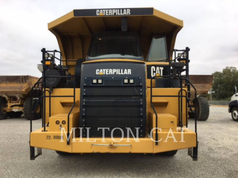 CATERPILLAR TOMBEREAUX DE CHANTIER 770 equipment  photo 2