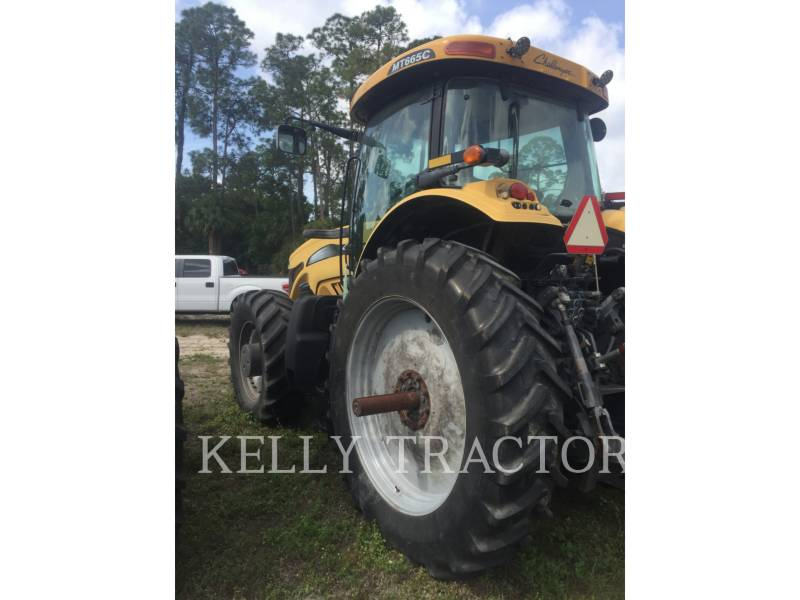 AGCO-CHALLENGER LANDWIRTSCHAFTSTRAKTOREN MT665B equipment  photo 5