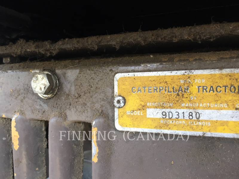 CATERPILLAR NIVELEUSES 14G equipment  photo 6